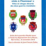 Brochure _Honneur de la cité, cités à l'honneur_