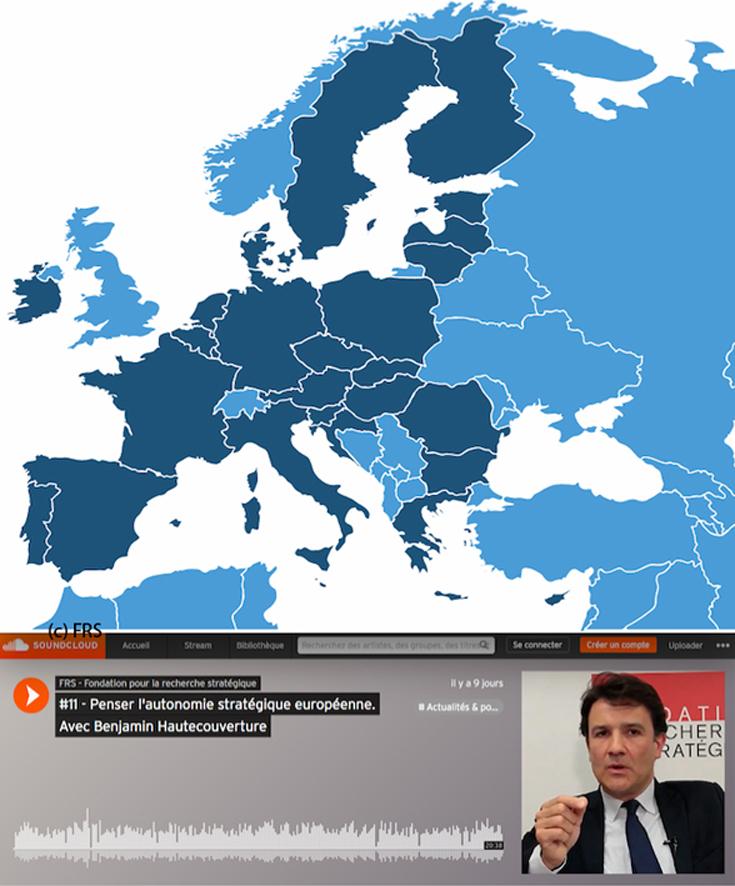 Europe : l'autonomie stratégique, réflexion et construction d'une capacité