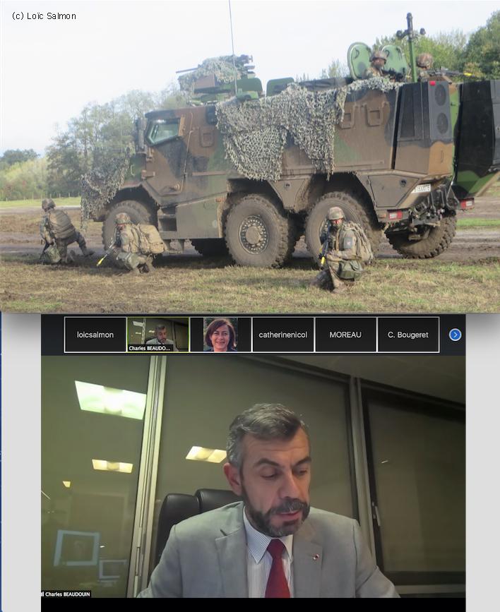 Armée de Terre : de la gestion de crise à la guerre future
